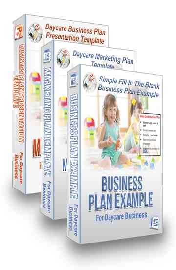 day care business plan bpe