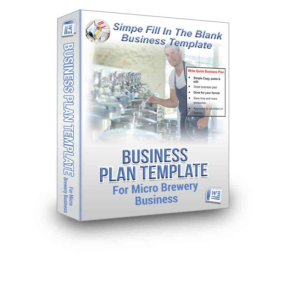 Microbrewery business plan bpe believe it or not this done for you micro bewery business plan template is many years in the making cheaphphosting Choice Image