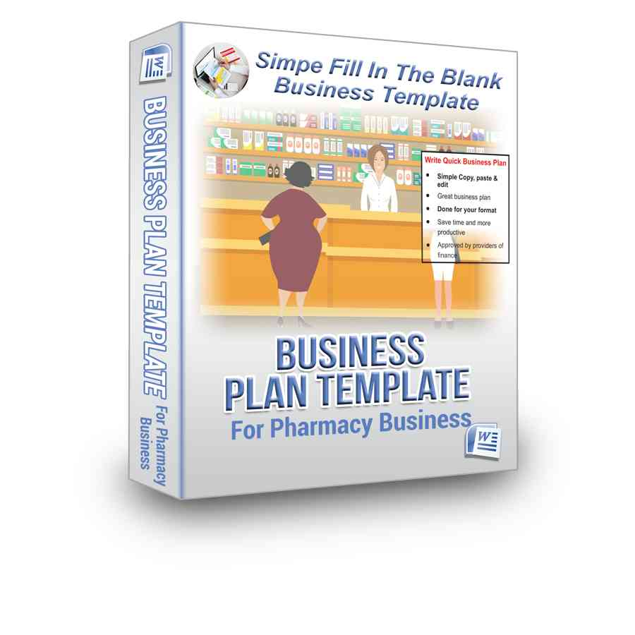 Pharmacy Business Plan Example